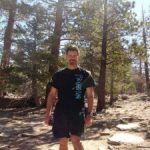 Barry Broutman Hiking
