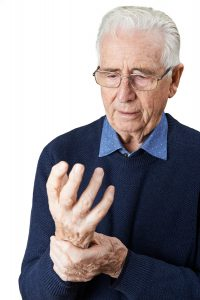 Arthritis in the hand