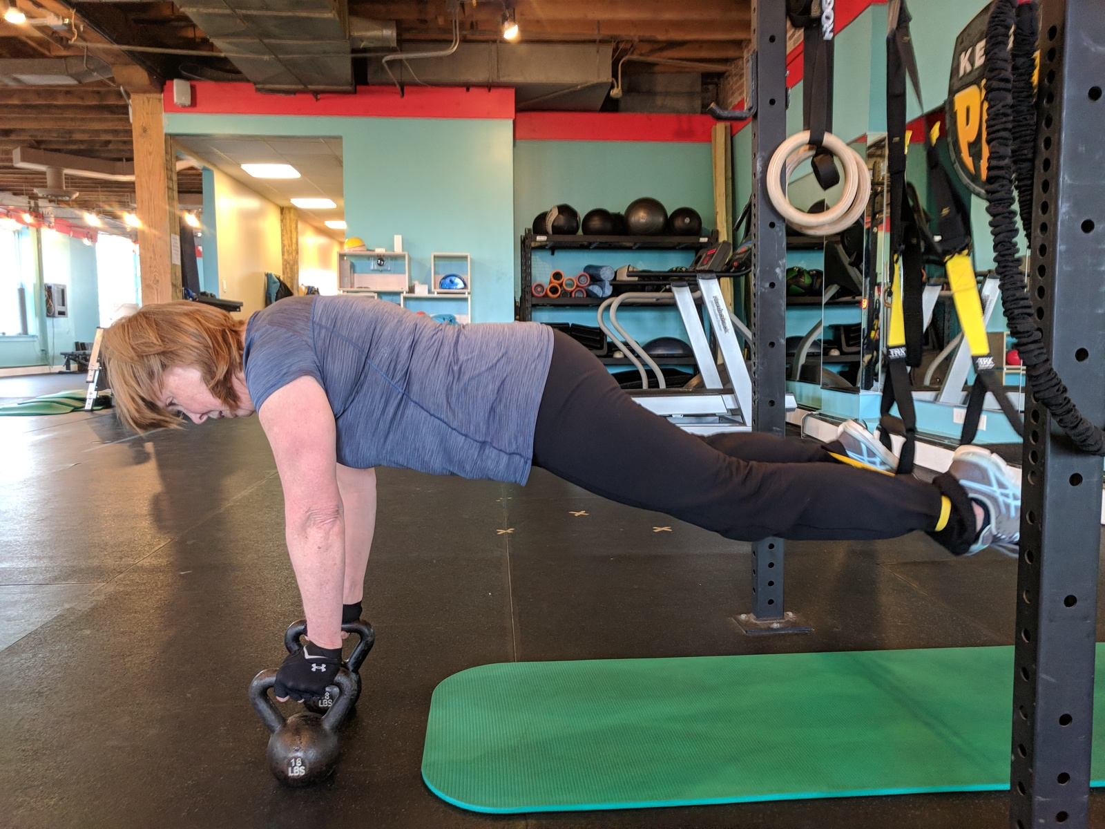TRX and Core Training